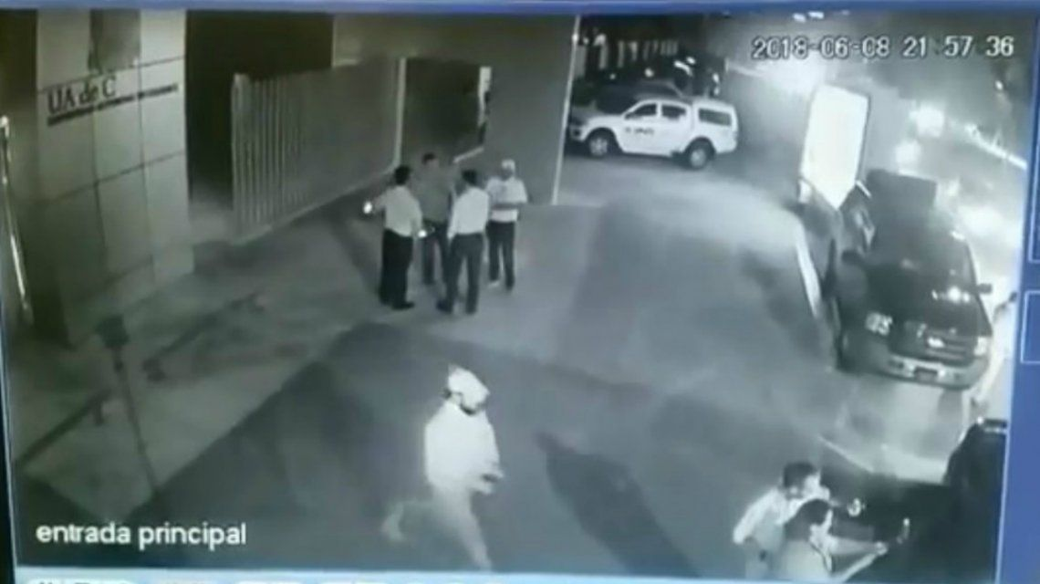 Purón fue asesinado de un disparo en la cabeza
