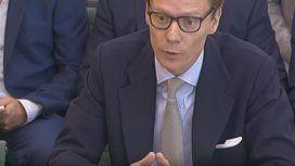 Alexander Nix, ex CEO de Cambridge Analytic