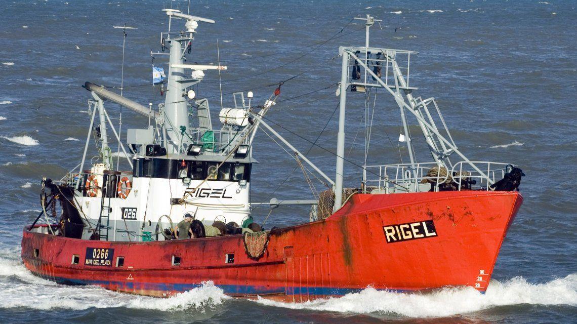 ¿Qué se sabe hasta ahora de Rigel, el pesquero perdido en Chubut?