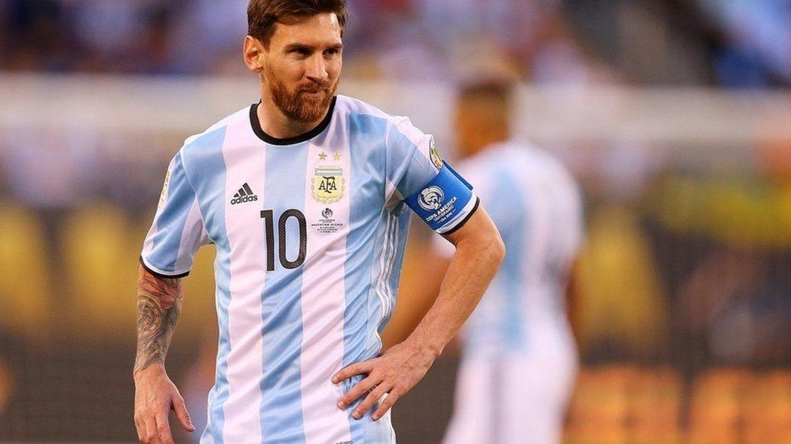Messi: Depende de cómo vaya este Mundial seguiré o no jugando con Argentina