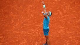 Rafa Nadal conquistó su 11° Roland Garros