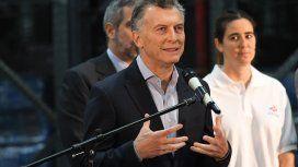 Le encontraron un quiste pancreático benigno a Macri