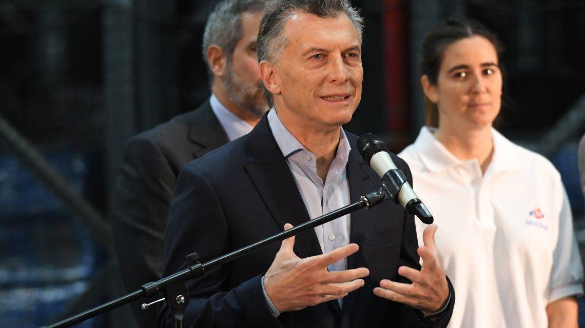 Los voceros del odio son escasos: Macri le contestó a Luis DElia