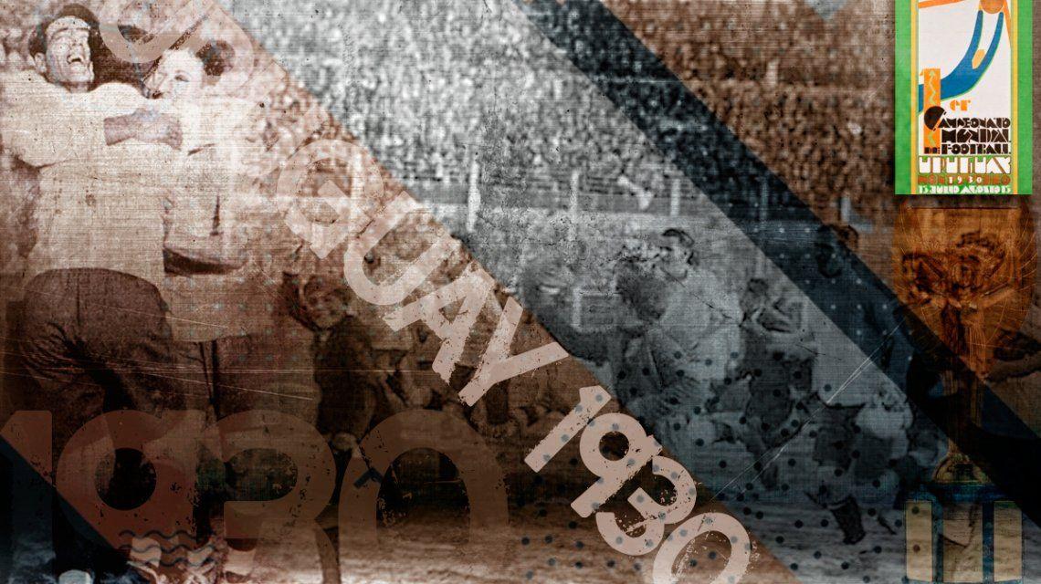 Mundial 1930: la primera final de Argentina... perdida