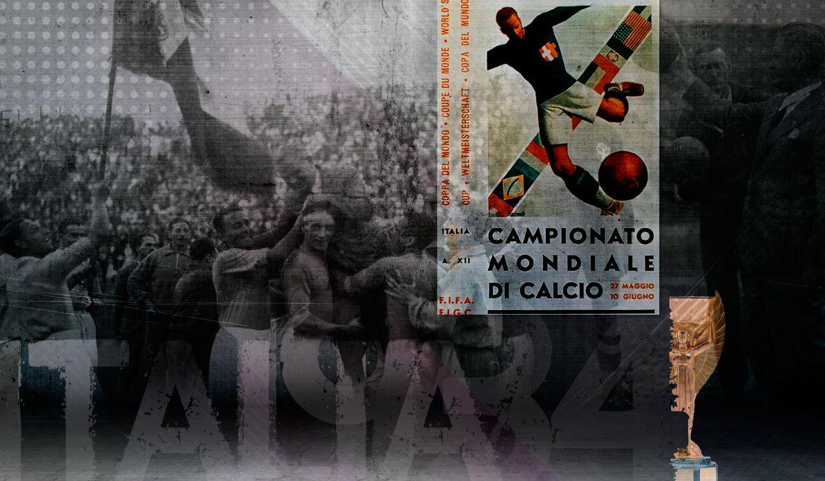 Mundial 1934: por primera vez en Europa y con campeón local