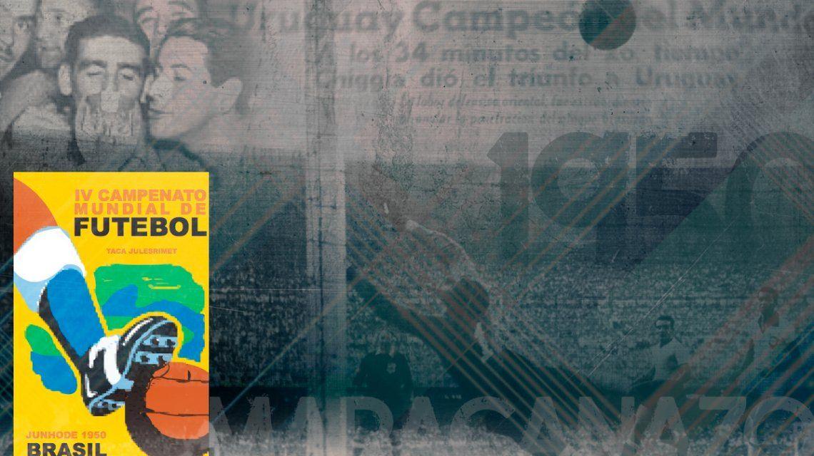Mundial 1950: el Maracanazo marcará para siempre a Brasil
