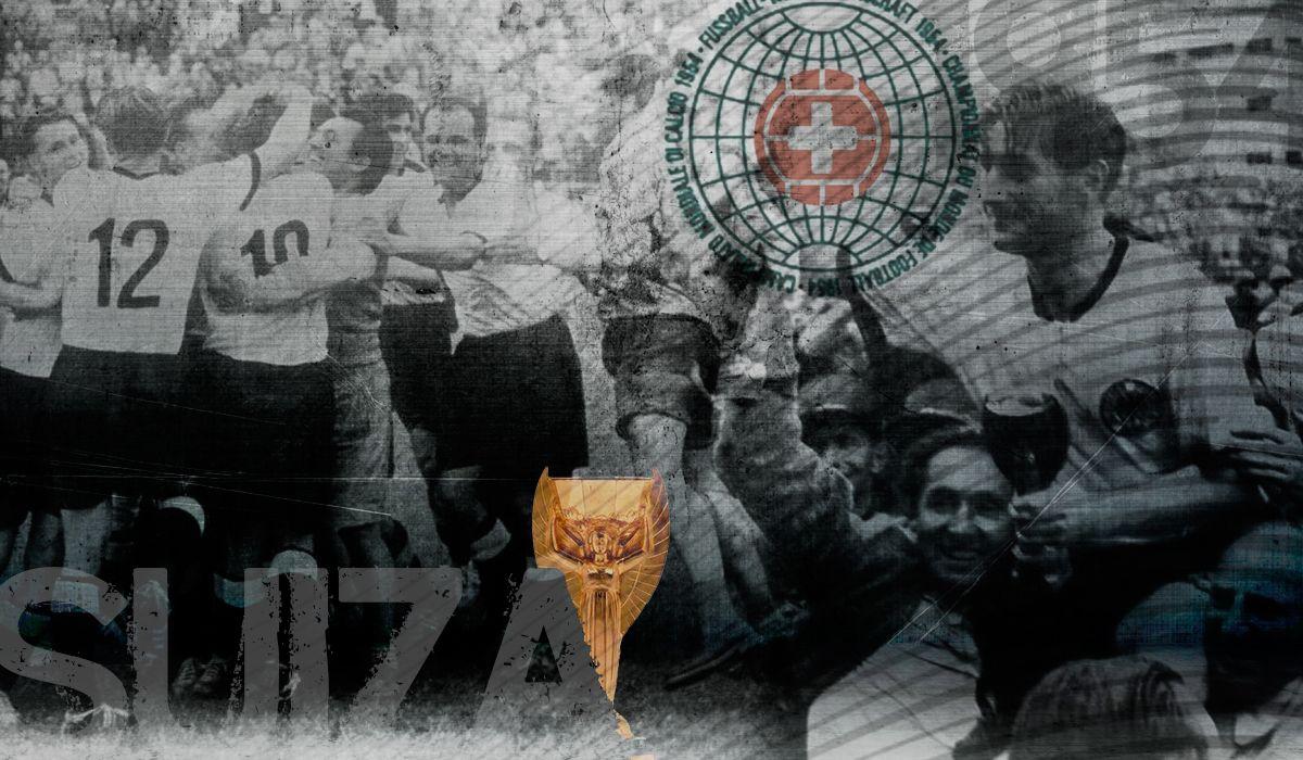 Mundial 1954: Un relojito suizo de organización