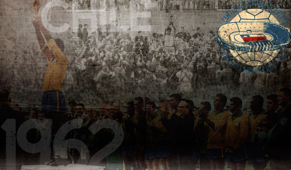 Mundial 1962: Brasil, campeón otra vez pero esta vez en América