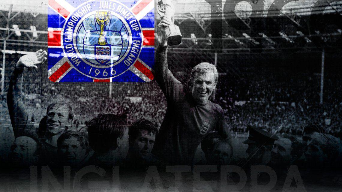 Mundial 1966: Inglaterra se dio el gusto... pero con polémica