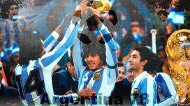 Mundial 1978: Nuestra primera vez y de local