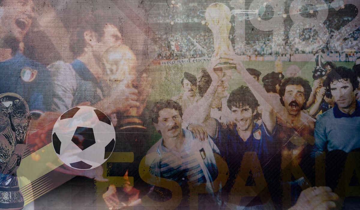 Mundial 1982: Italia vuelve a los grandes carteles