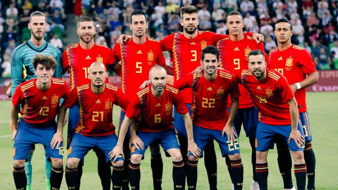 El DT de España, Julen Lopetegui, fue anunciado como nuevo entrenador del Real Madrid