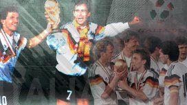 Mundial 1990: Alemania nos dejó sin bicampeonato
