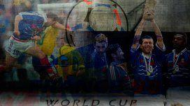 Mundial 1998: La primera vez de Francia con un Zidane brillante