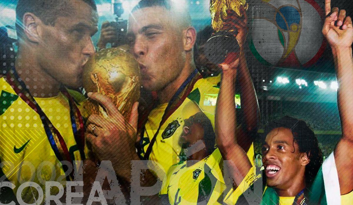 Mundial 2002: Brasil llegó al pentacampeonato cuando nadie lo esperaba