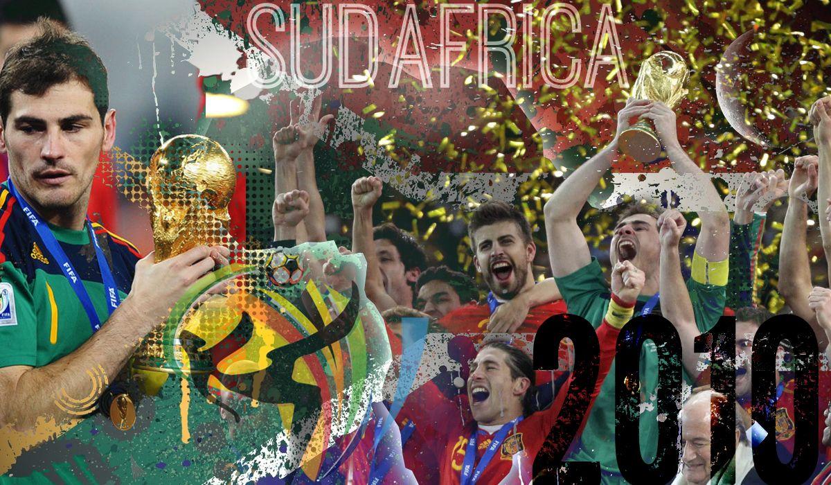 Mundial 2010: El tiki-tiki de España tuvo su merecido premio