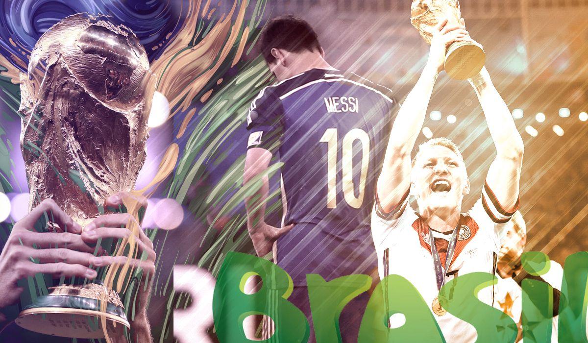 Mundial 2014: Alemania nos dio el cachetazo más grande de los últimos tiempos