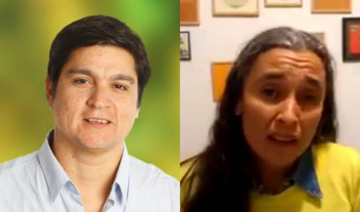 Mario Arce está en contra de la legalización del aborto pero obligó a su novia a abortar