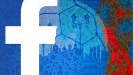 Facebook se llena de estrellas y funciones exclusivas para vivir el Mundial de Rusia 2018