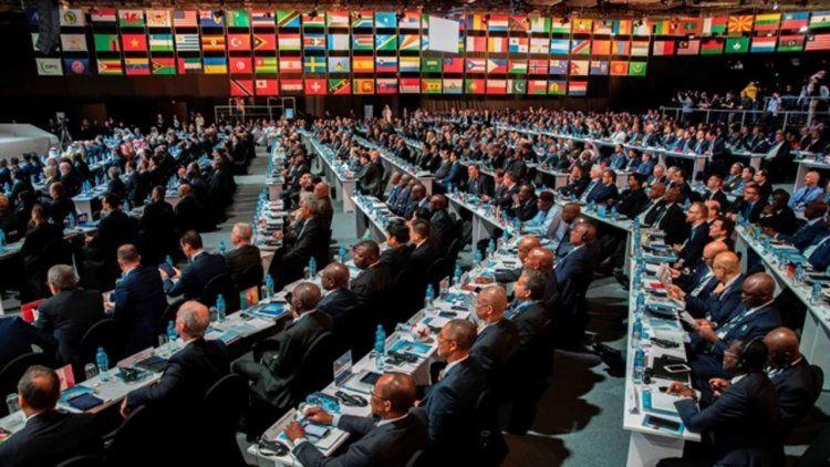 68º Congreso de la FIFA