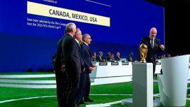 El Mundial 2026 con 48 países se jugará en Canadá