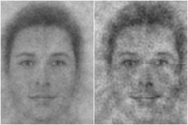 Según un equipo de psicólogos de la Universidad de Carolina del Norte, este sería el rostro de Dios.