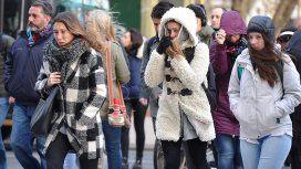 Se va el frío polar: prevén un gradual ascenso de la temperatura en los próximos días