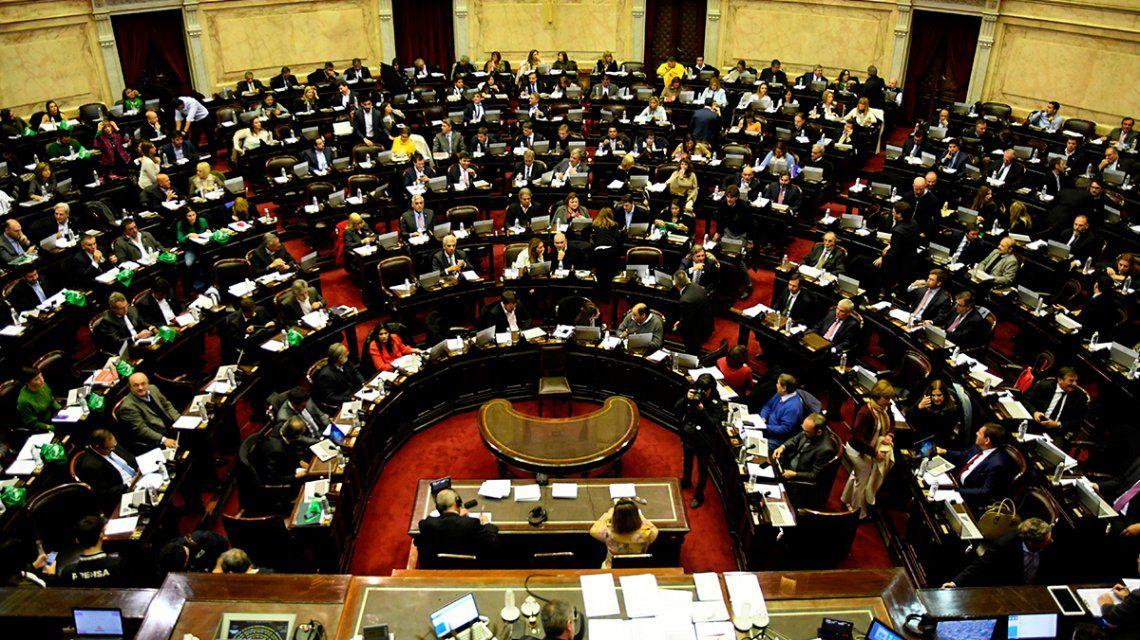 EN VIVO: Diputados debate por el aborto legal y gratuito