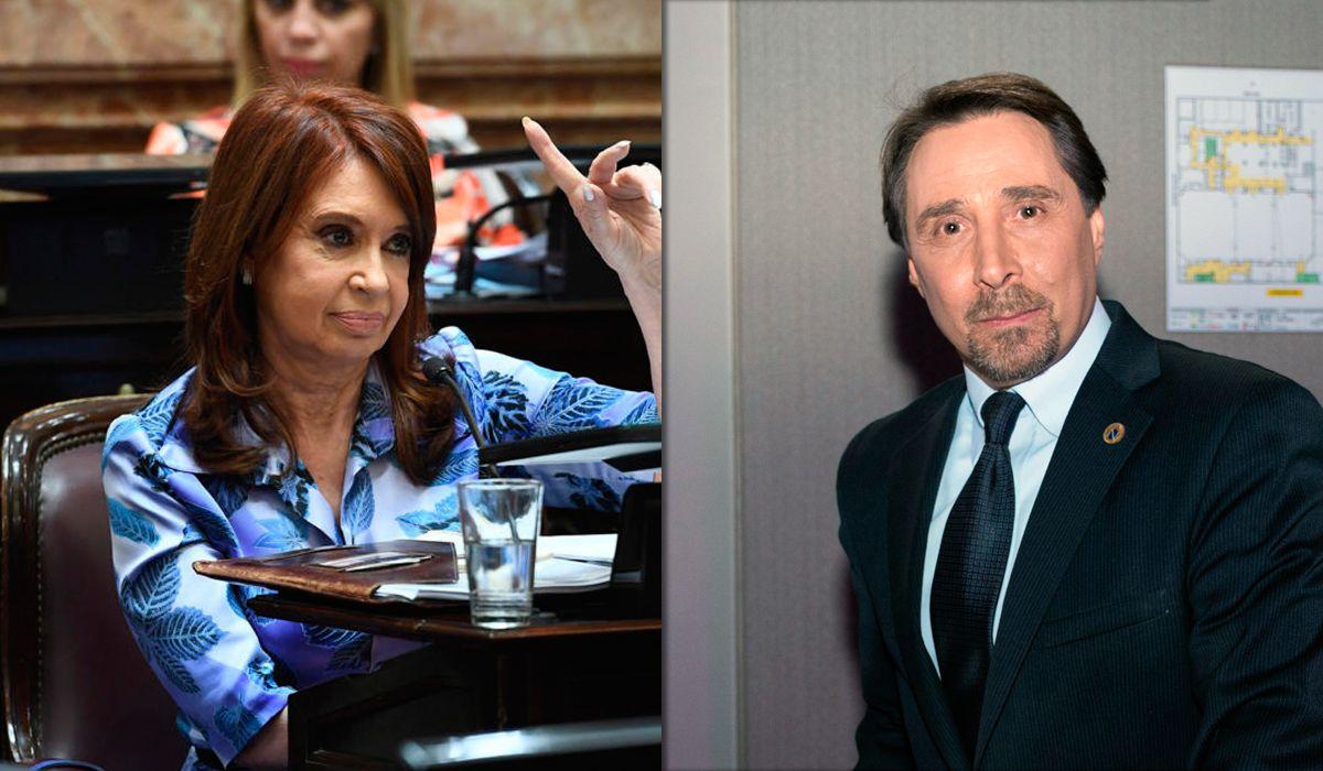 Cristina y Feinmann no llegaron a un acuerdo e irán a juicio por calumnias