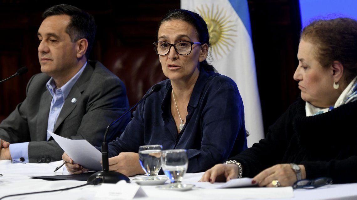 Michetti dilata el debate por el aborto legal: giró el proyecto a 4 comisiones
