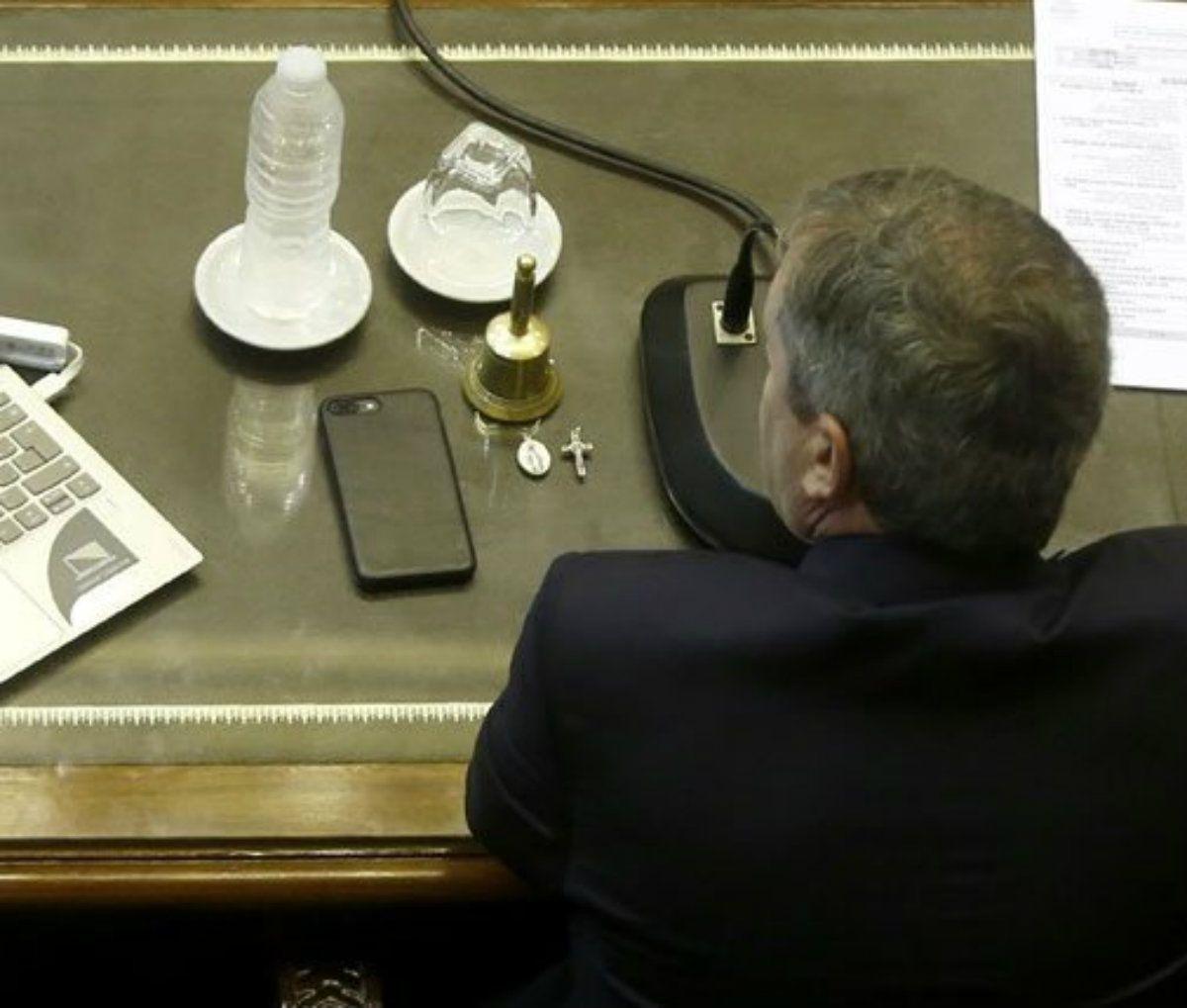 Emilio Monzó podría ser quien desempate la votación en Diputados