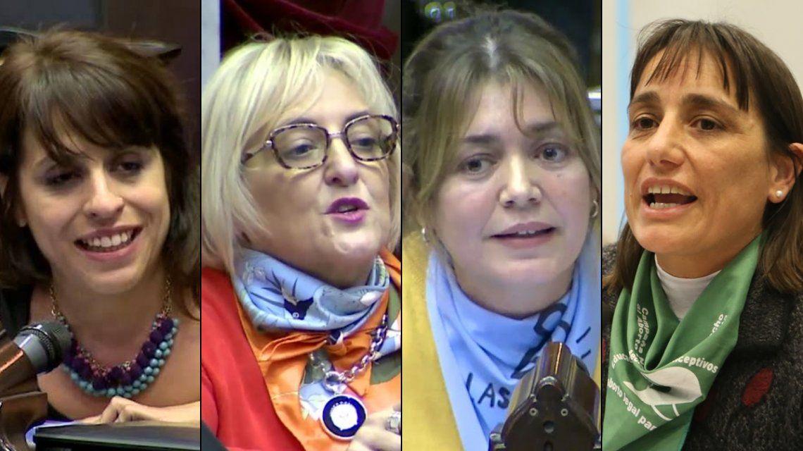 Aborto: uno por uno, ¿qué votó cada diputado y qué argumentó?