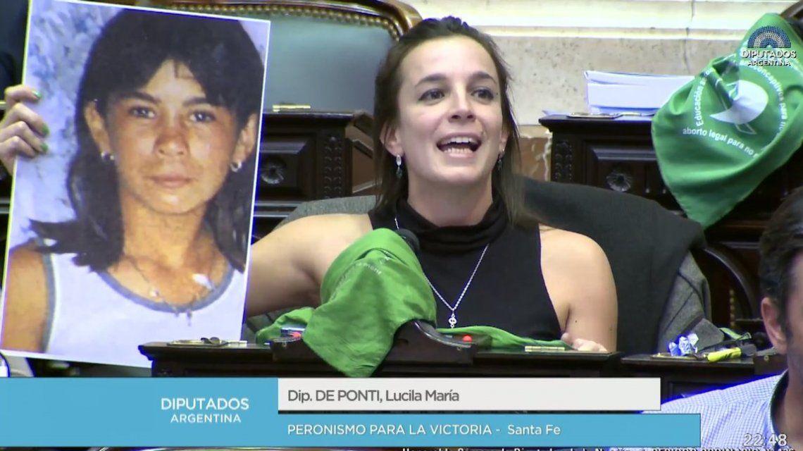 Lucila De Ponti