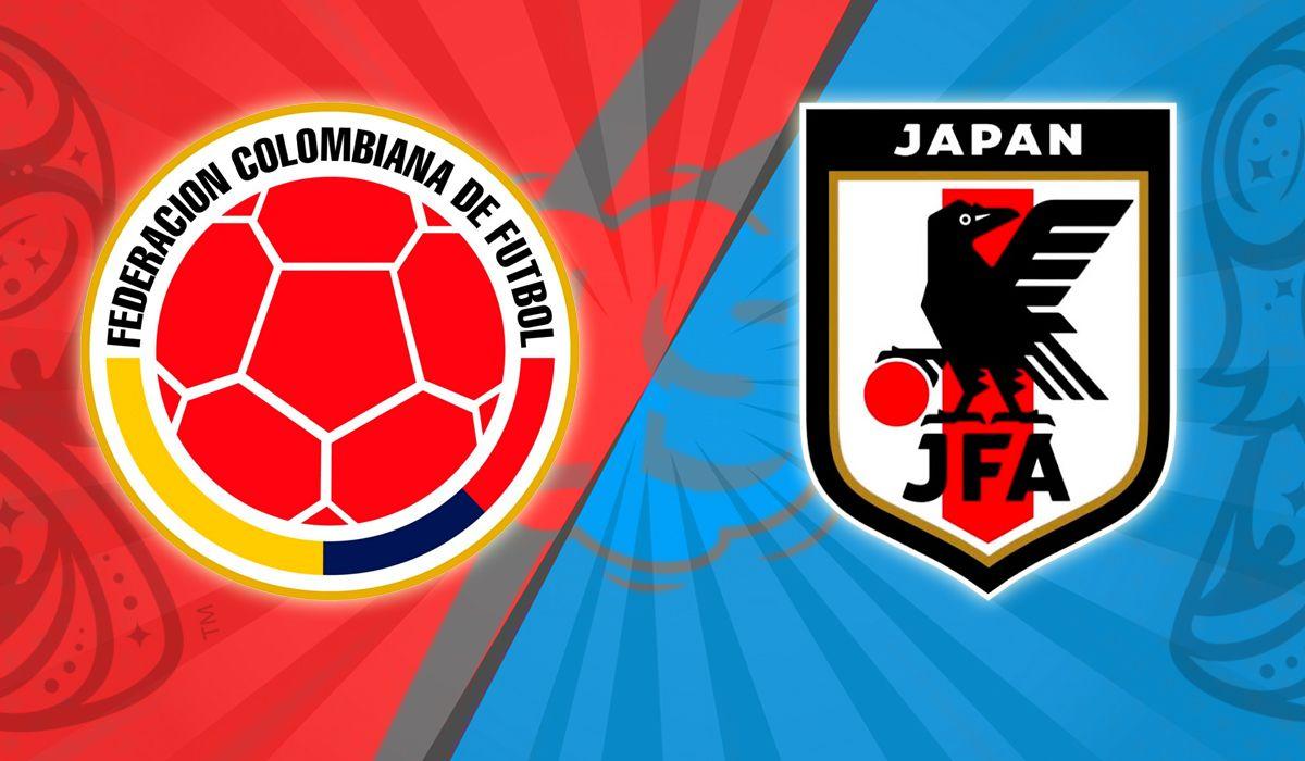 Colombia - Japón, por el Grupo H del Mundial: horario, formaciones y TV