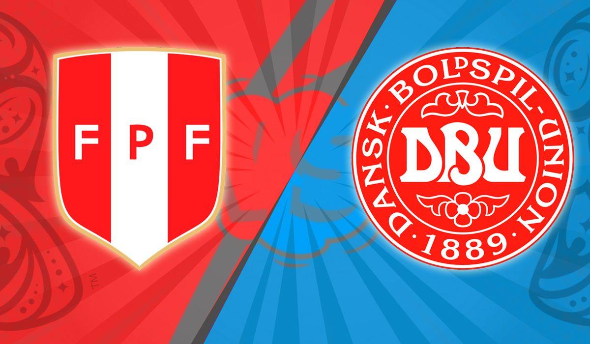 Dinamarca venció a Perú y le arruinó su regreso al Mundial después de 36 años