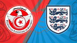 Inglaterra, con el goleador que superó a Messi, debuta ante Túnez