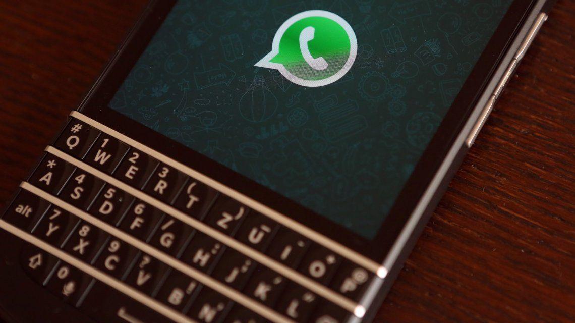 Los teléfonos en los que dejará de funcionar WhatsApp