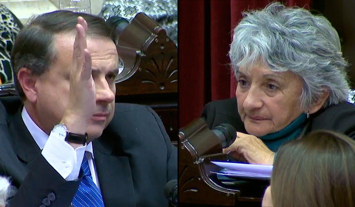 El final caótico de la votación en Diputados  por la despenalización del aborto