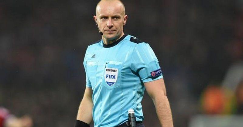 Ya está el árbitro: Szymon Marciniak dirigirá el primer partido de Argentina en el Mundial