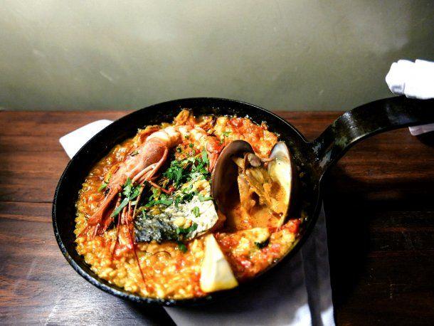 Lekeitio propone degustar su típica paella acompañado de un show flamenco<br>
