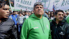 Pablo Moyano: Es una vergüenza que el Presidente se esté ocupando de un partido