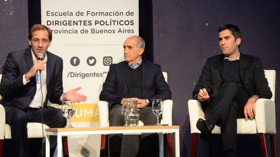 Escuela de dirigentes de Cambiemos en La Plata