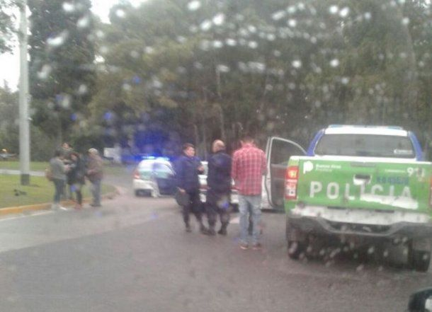 Encontraron una antigua bomba en La Plata - Crédito: infolitica.com.ar