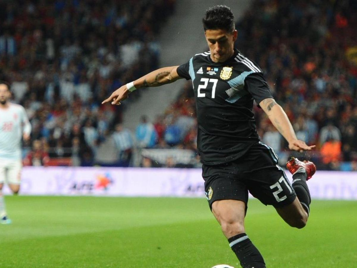 Maxi Meza, la sorpresiva apuesta de Sampaoli para generar fútbol y asociarse con Messi