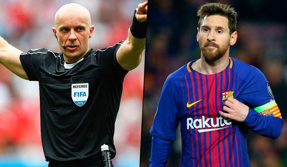 Preocupación en Argentina: el árbitro ante Islandia es la sombra negra de Messi