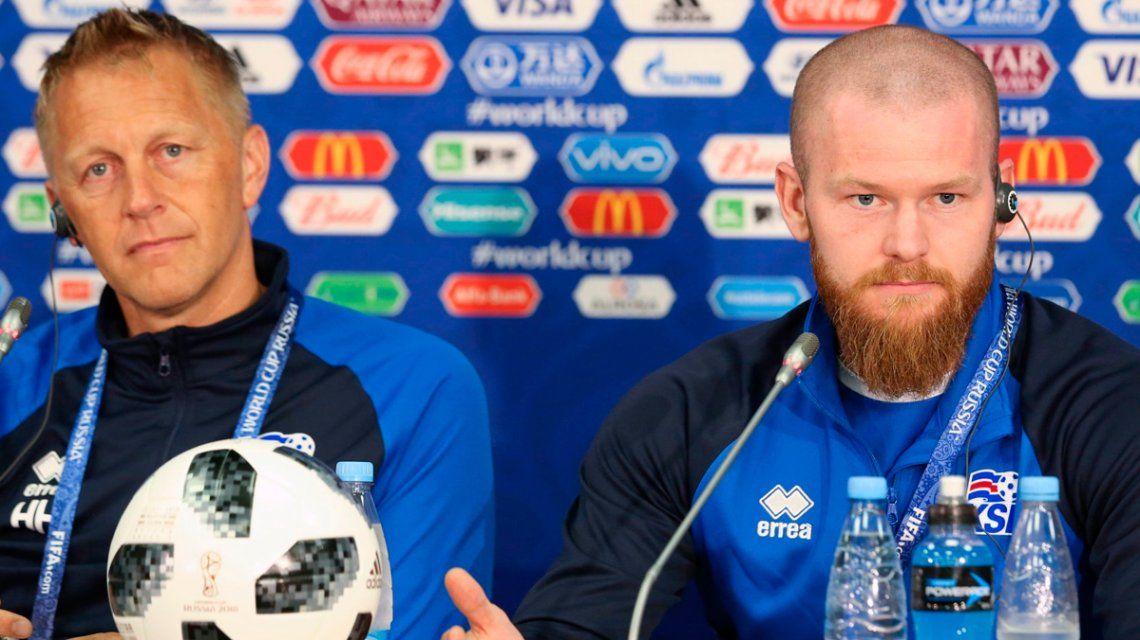 Islandia se planta: Si pudimos parar a Cristiano Ronaldo, ¿por qué no a Messi?