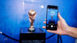 Los celulares podrían ser los grandes ganadores del Mundial