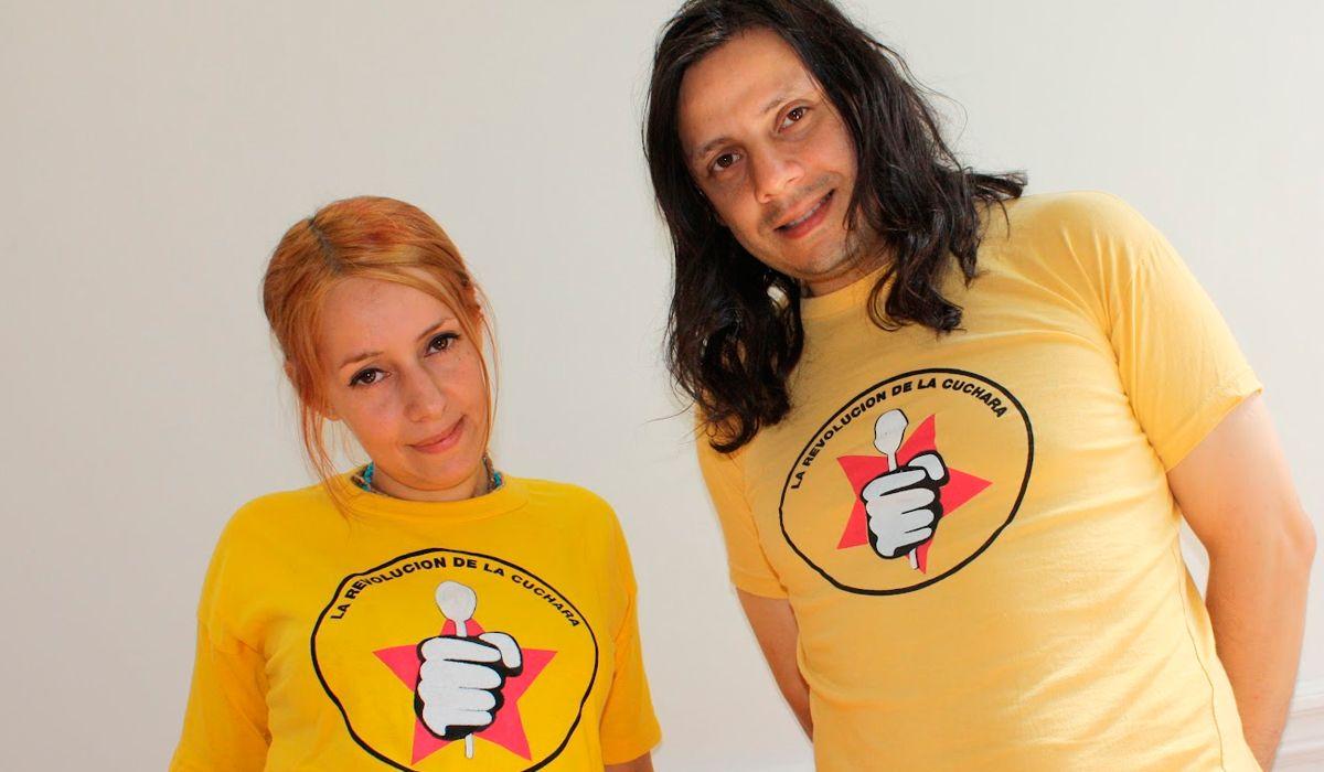 Cristian Aldana inició una huelga de hambre y denunció ser usado por una campaña feminista