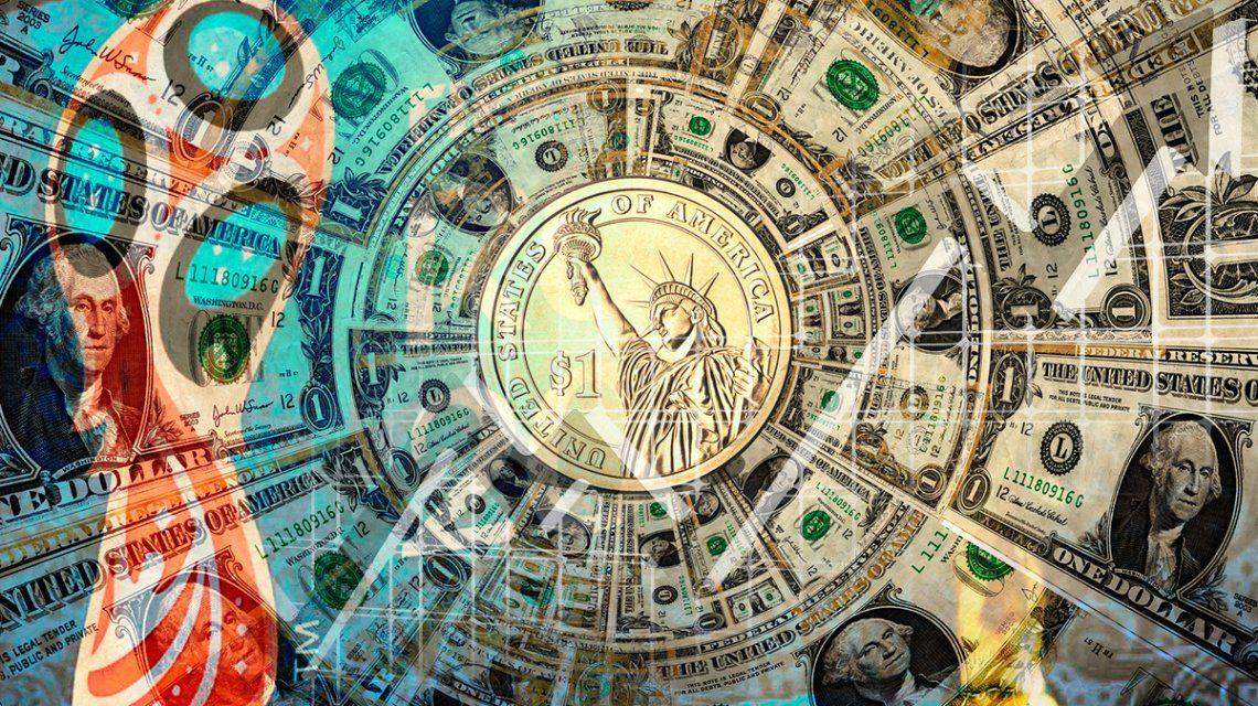 El dólar entre mundiales: la devaluación entre 2014 y 2018, al nivel de la salida de la convertibilidad