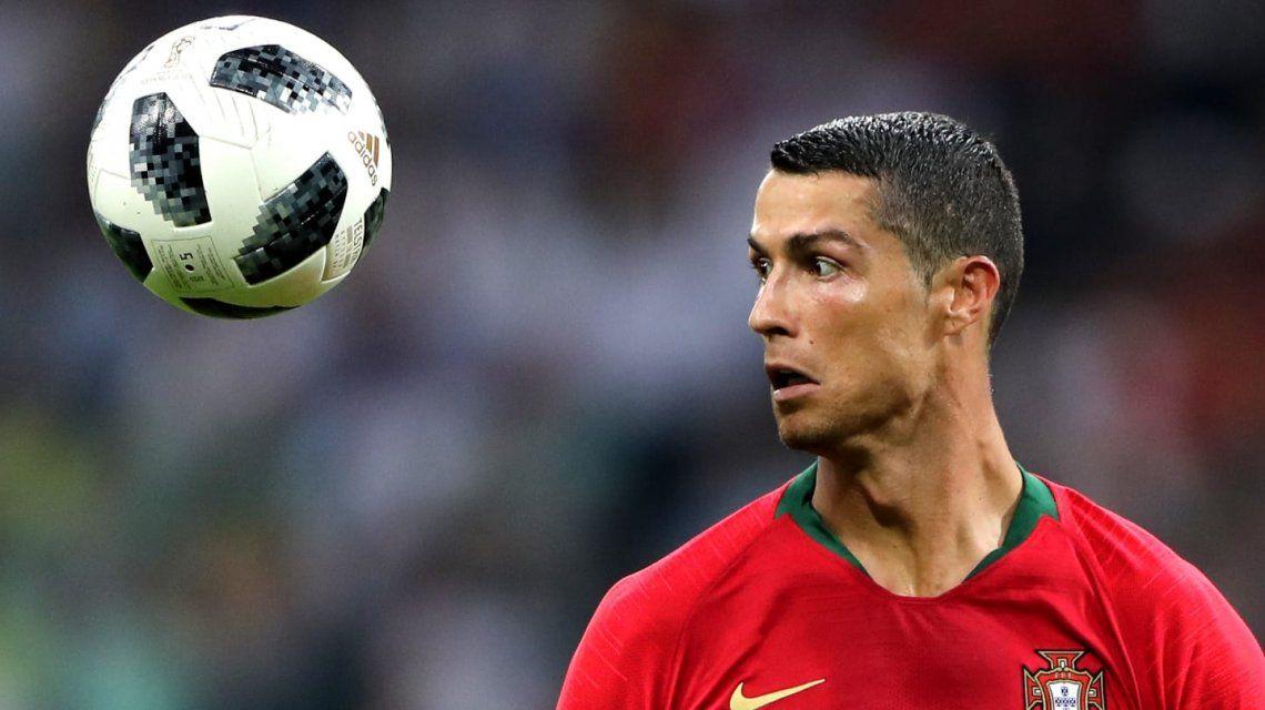 Cristiano Ronaldo en Portugal - Crédito: fifa.com